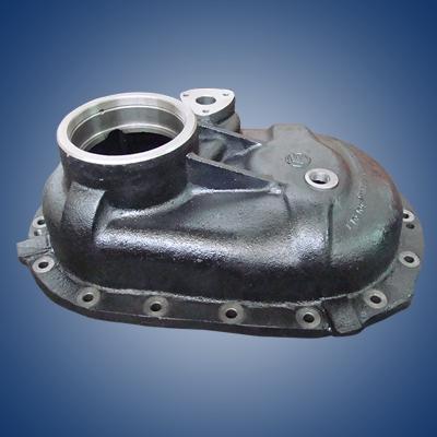 Rear Axle Gear Box